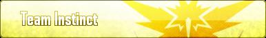 Pokemon Go - Team Instinct Fan Button