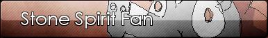 Stone Spirit Fan Button