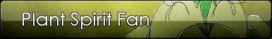 Plant Spirit Fan Button