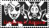 UNDERTALE - Undyne X Asgore - Ungore Stamp