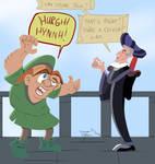 Quasi and Frollo
