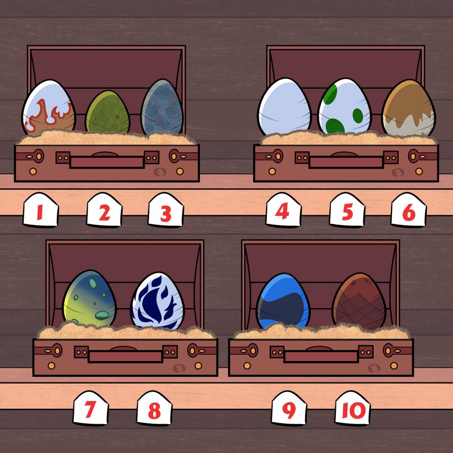 Eggceptional Vacation Get Aways Auction! by Trevor-Fox