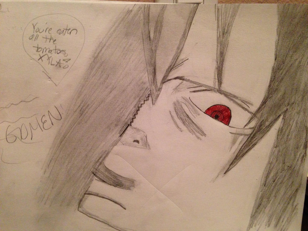 Angry Zeref Sketch by Xyla-tomatoes-14 on DeviantArt