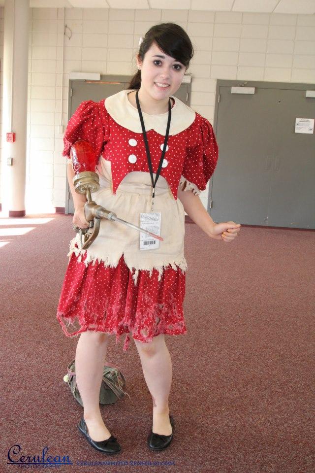 Bioshock 2 Little Sister cosplay by hungaryoak on DeviantArt  Bioshock