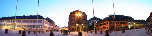 Stadtmitte Speyer_panorama