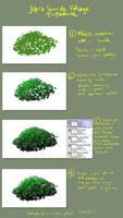 tuto: foliages