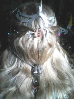 Julia's Mermaid Hair. by Wun23