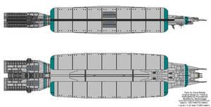 Clydesdale class Cargo Ship