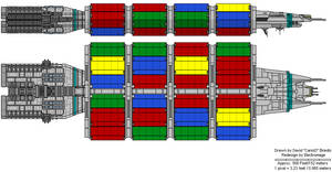 Brumby class Container Ship
