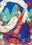 Coronet dance - Women in Hanbok