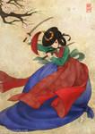 Korean Sworddance