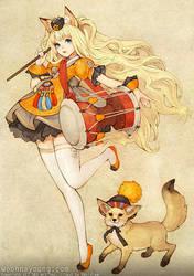 Vocaloid, SeeU in Hanbok(1)