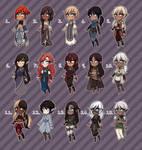 [Closed] Fantasy Adopts 20