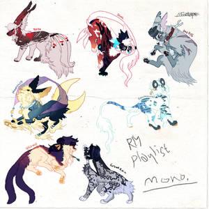 RM Playlist: Mono -CLOSED-