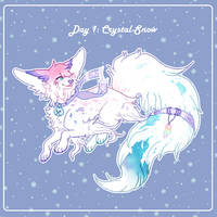 Kemata Advent- Day 1- Crystal Snow -OPEN- by AmPmRm