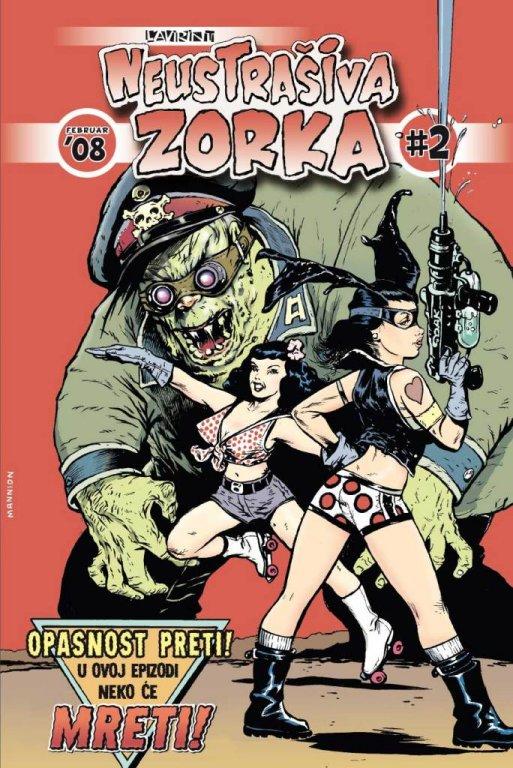 Neustrasiva Zorka 2 cover by rattlesnapper