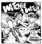 Witchie panel