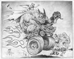Big Wow auction Piece Batman