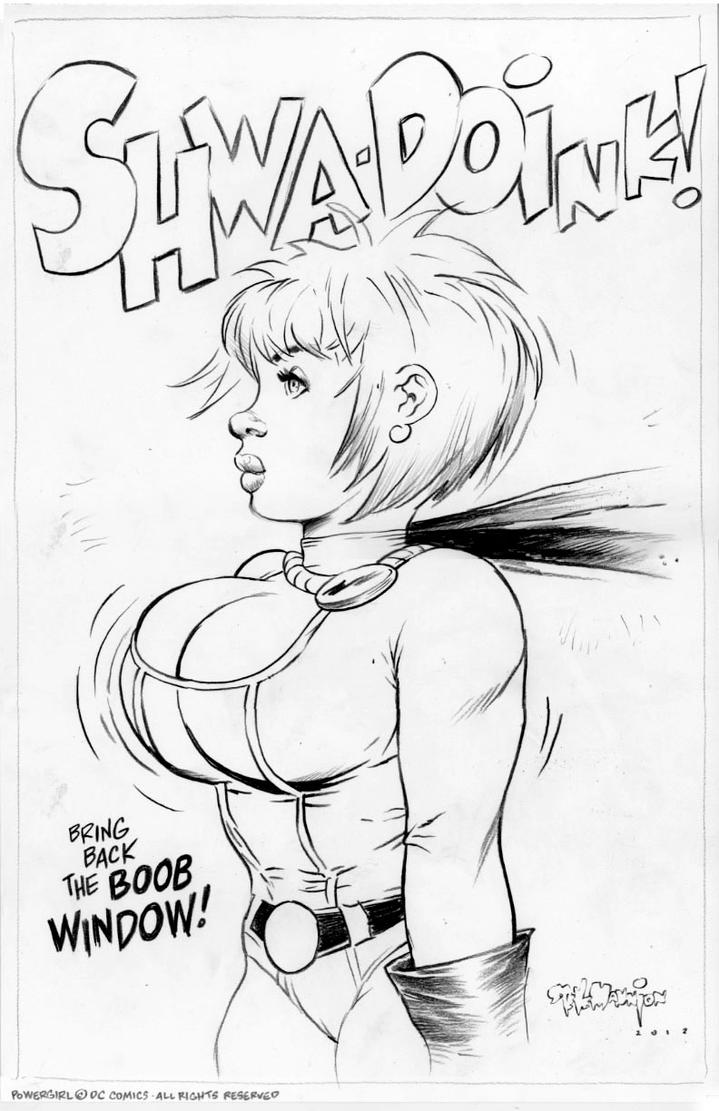 Powergirl Bring back the BOOB Window by rattlesnapper