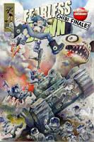 New FEARLESS DAWN Kickstarter Cover