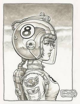 Space Girl on ebay
