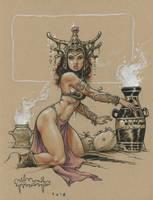 Dejah Thoris on Ebay by rattlesnapper