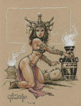 Dejah Thoris on Ebay
