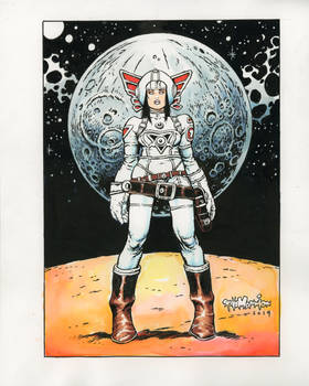 Untitled SPACEGIRL on Ebay