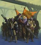 Techno Barbarians of Panpacific Empire