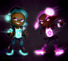 Off the Hook Gear!!! by DustyToonLink
