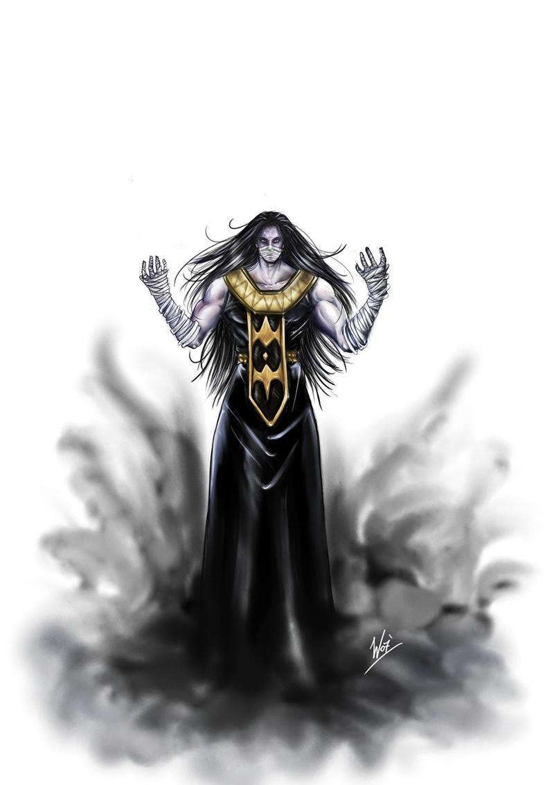 Dark Wizard by Daelyth on deviantART