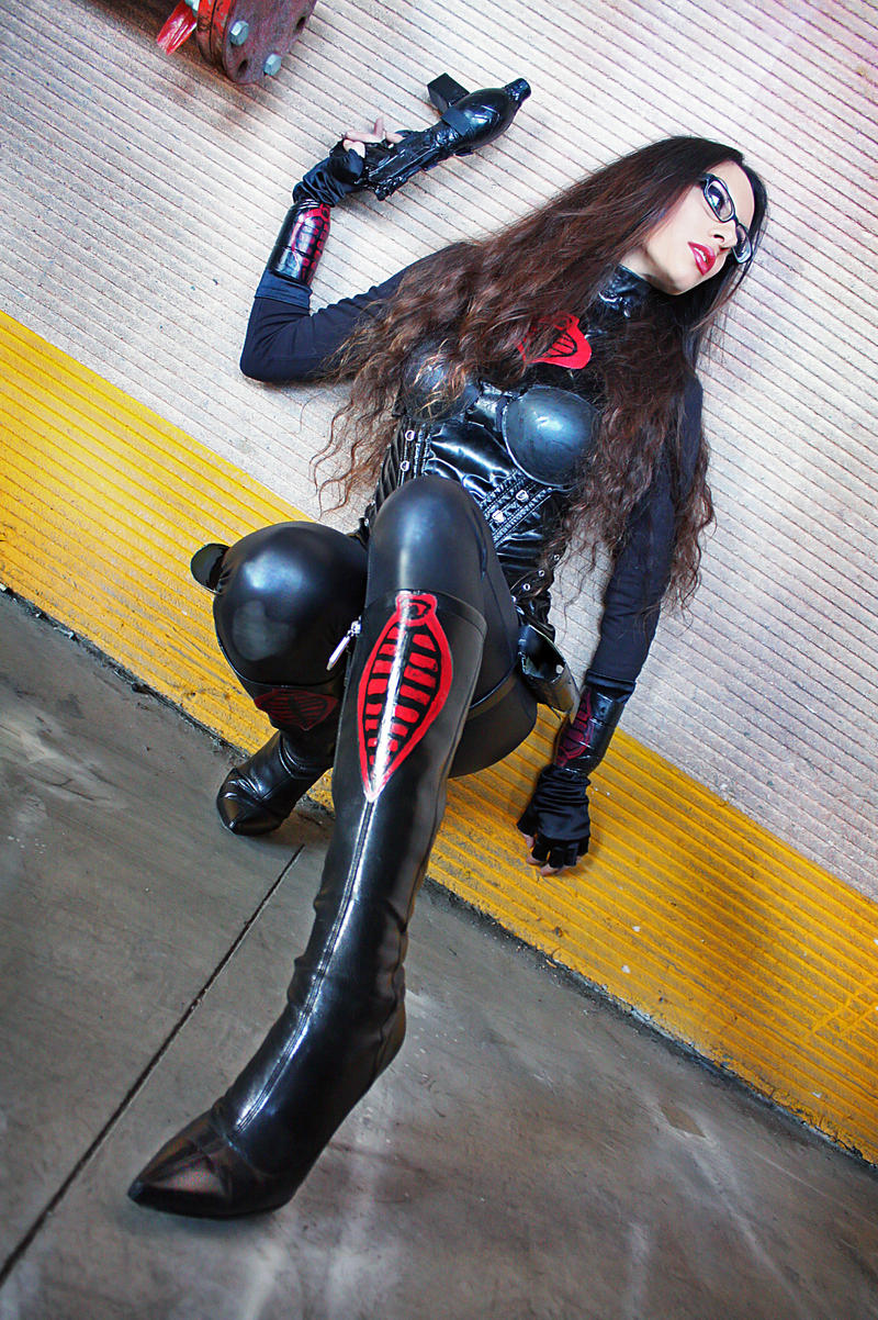 Baroness cosplay by Daelyth