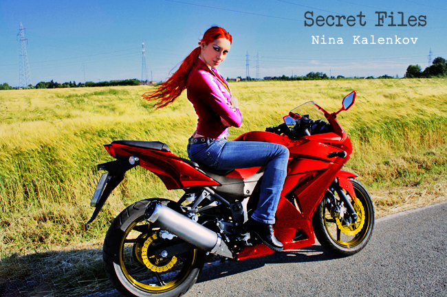 Secret Files Nina Kalenkov by Daelyth