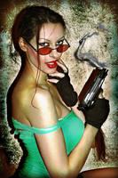Sexy Lara Croft by Daelyth