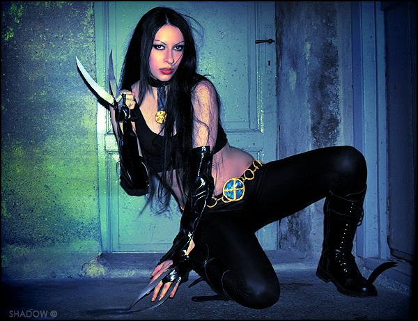 X-23 Laura Kinney cosplay 03 by Daelyth on DeviantArt X 23 Cosplay Wallpaper