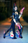 Bayonetta the Umbra Witch