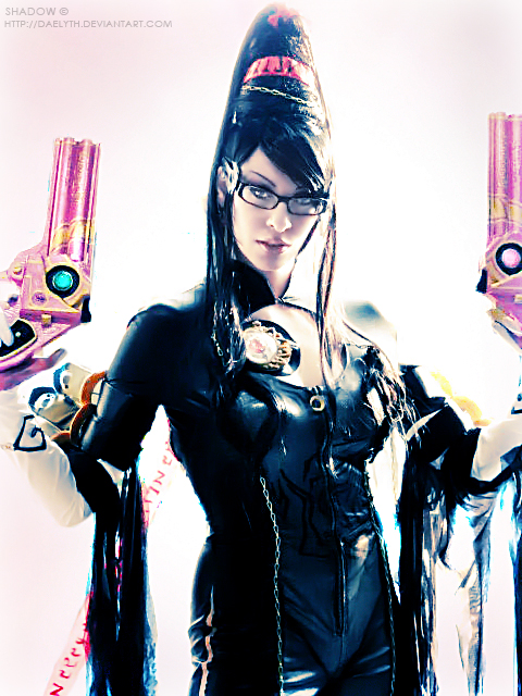 Bayonetta cosplay by Daelyth