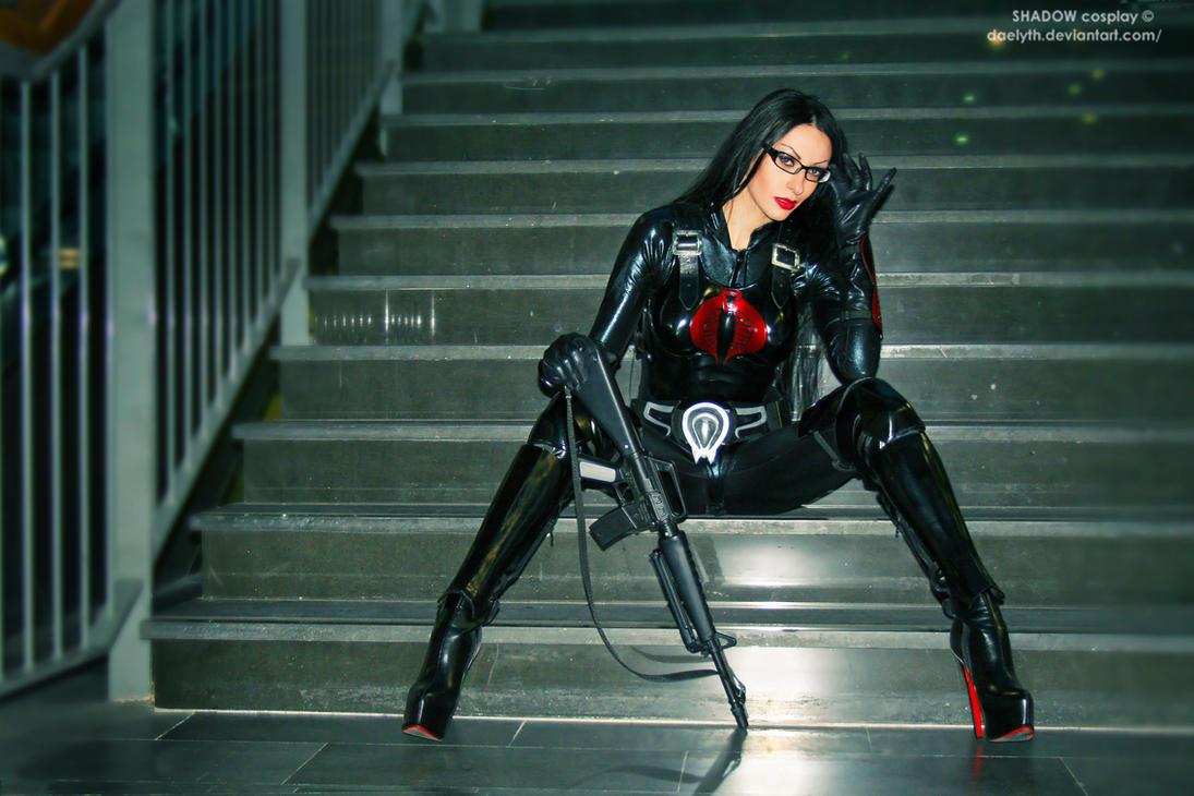 joe cosplay gi Baroness