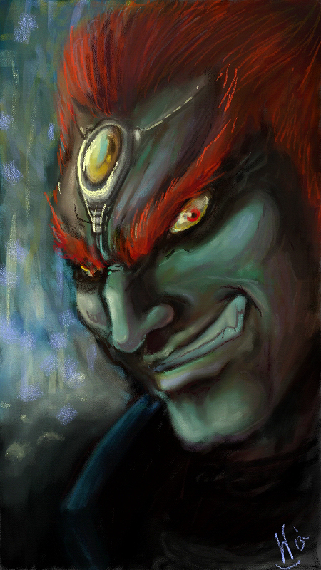 Ganondorf by Daelyth