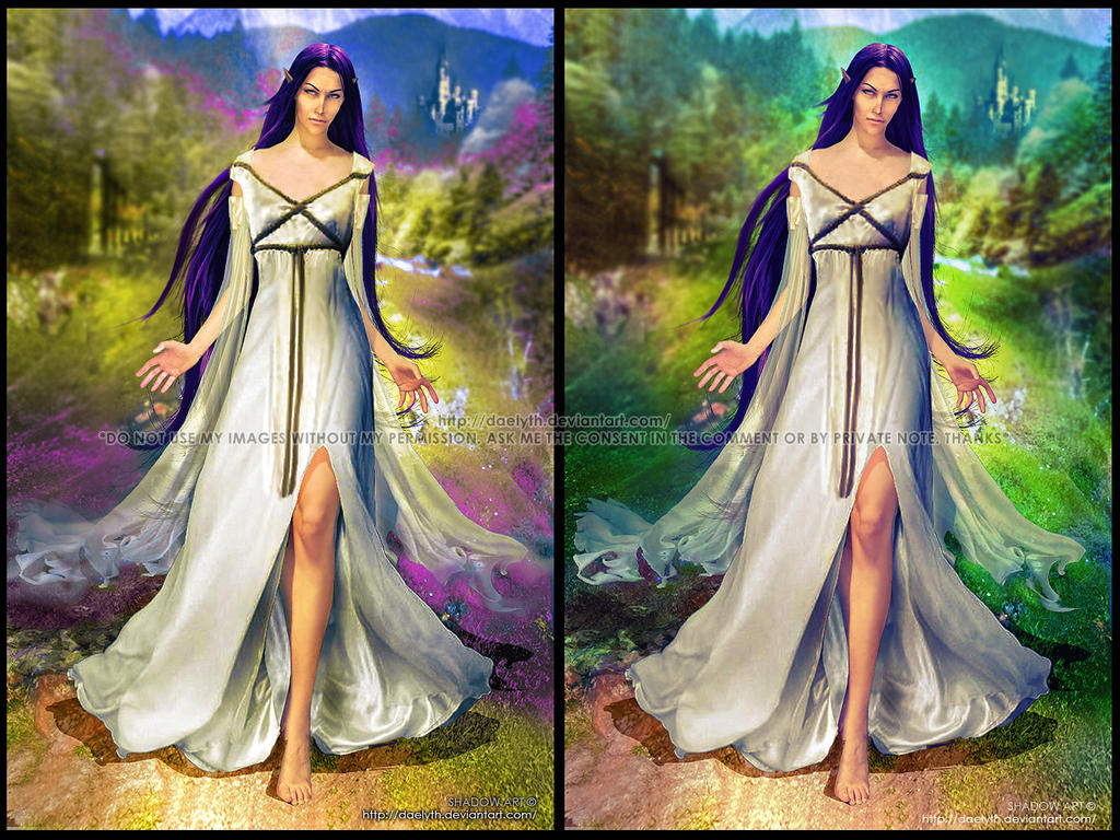 Daelyth the sorceress by Daelyth