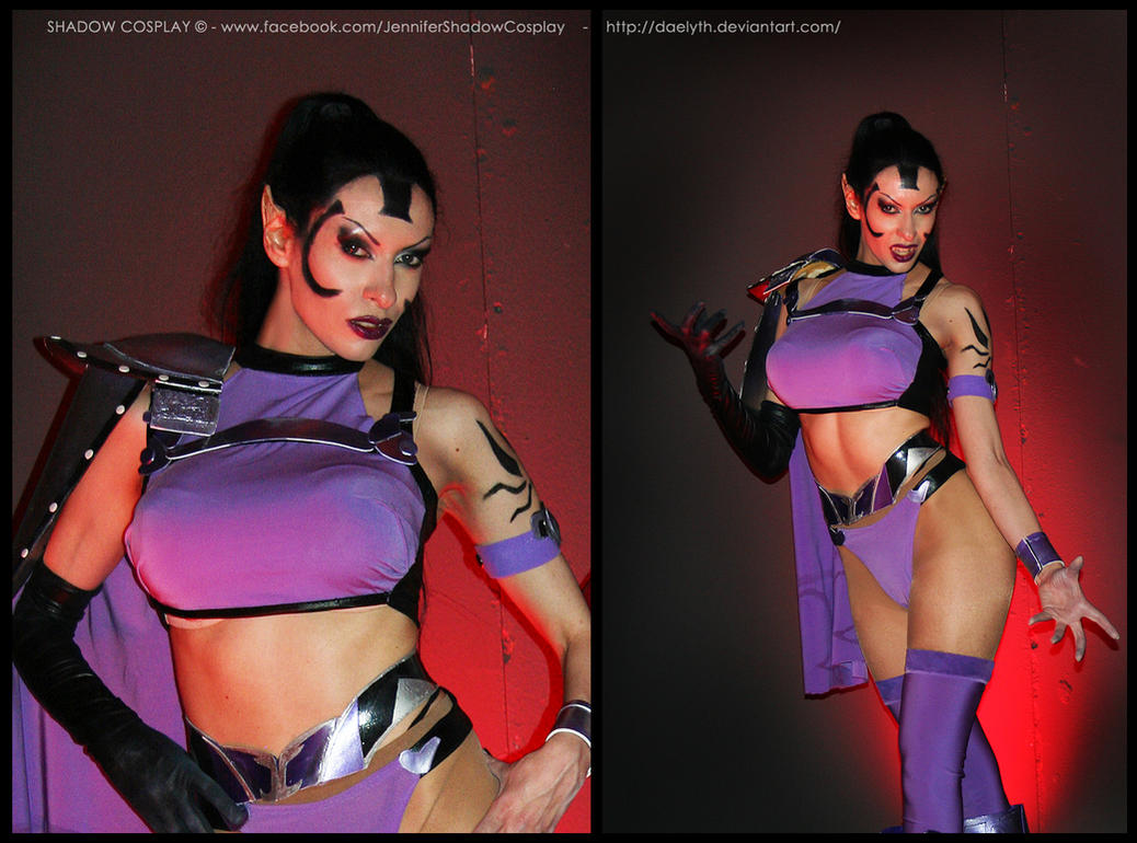 Umah from Legacy of Kain: Blood Omen 2 cosplay by Daelyth