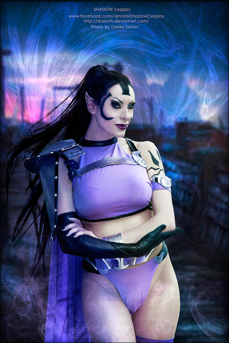 Cosplay of Umah from Blood Omen 2 by Daelyth