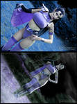 Cosplay of Umah from Legacy of Kain: blood omen 2 by Daelyth