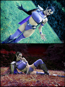 Cosplay of Umah from Legacy of Kain: blood omen 2