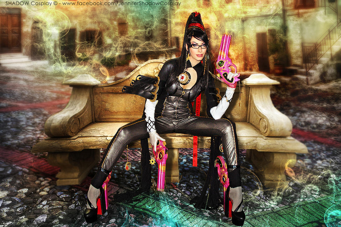 Bayonetta Cosplay by Shadow Cosplay