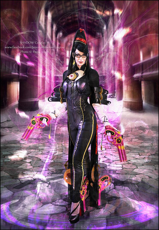 The amazing Bayonetta (cosplay) by Daelyth