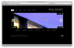 Web Design for an Architect