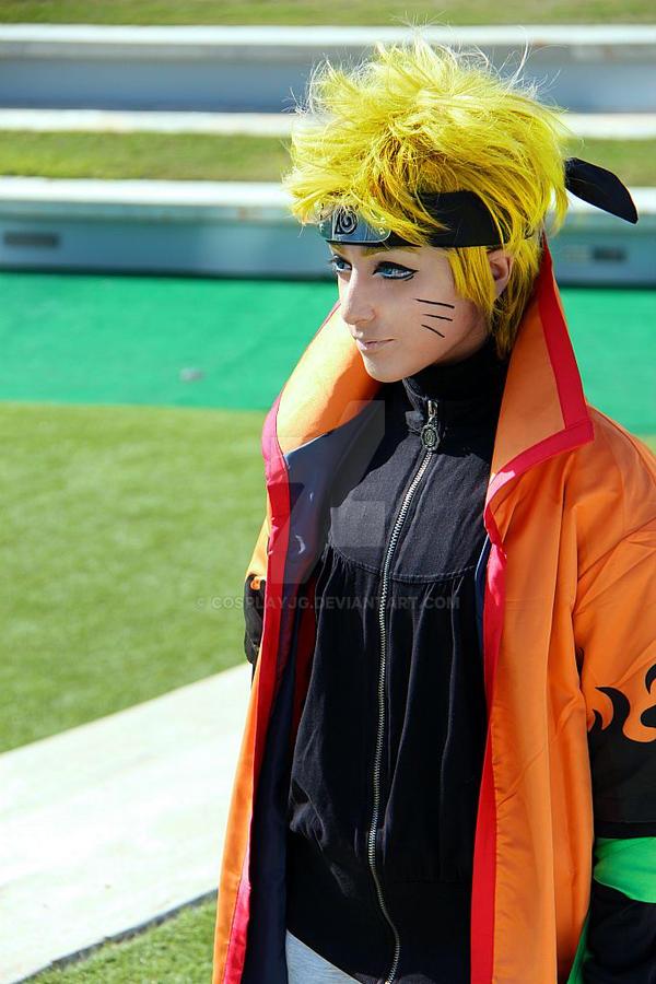 Naruto 6th Hokage By CosPlayJG
