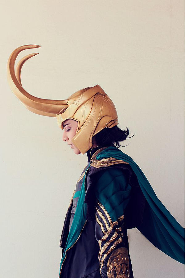 Loki by CosPlayJG