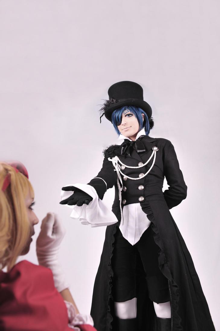 Black Butler Kuroshitsuji by CosPlayJG